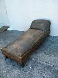 Fainting Sofa For Sale Antique Victorian Oak Fainting Couch Sofa Day Bed With Lions Paw