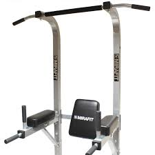 mirafit vkr ultimate power tower tricep dip station push sit pull