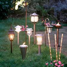 Outdoor Lighting Party Ideas - garden party ideas gardens solar pathway lights and patios