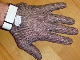 schnittschutzhandschuhe küche kettenhandschuh austernhandschuh schnittschutzhandschuh größe
