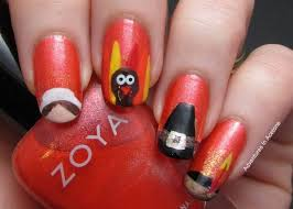 nail art formidablenksgiving nails art pictures inspirations most