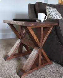 diy end table plans accent table plans pinterest diy and