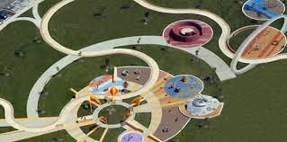 Park Design Ideas Discovery Frontier Playground Grove Park Ohio Msi Design