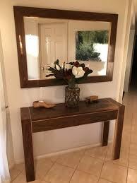 Hallway Table And Mirror Hall Tables U2014 Quality Hardwood Furniture