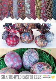 Decorating Easter Eggs With Ties by Easter Egg Decorating Ideas Savvy Nana