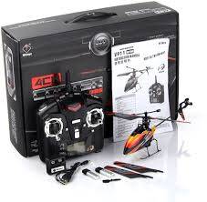 wltoys 4 channel rc helicopter 2 4ghz with gyro single rotor best