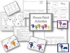 roll and color mouse paint cool for pinterest mouse