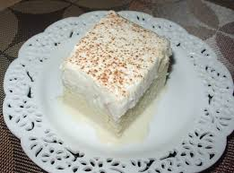 how to make pastel de tres lechestres leches cake recipe just a