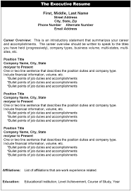 how to make a resume template how to make resume exle exles of resumes