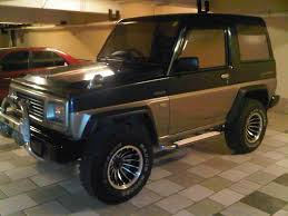 daihatsu feroza modifikasi kumpulan modifikasi mobil jeep feroza 2018 modifikasi mobil avanza