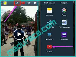membuat akun youtube di hp cara upload video dari android ke youtube madurace