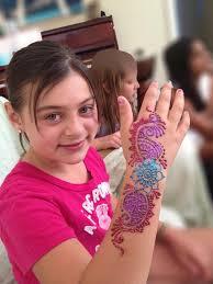 bay area entertainers children s birthday party entertainers yogi s henna