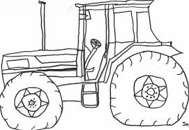 free tractor coloring pages find this pin and more on coloring