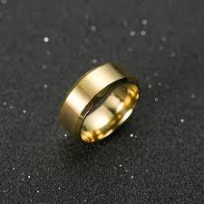 titanium men men s titanium ring clever clad