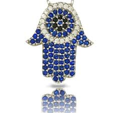 blue cubic zirconia necklace images Necklace oronausa jpg