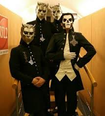 film ghost muziek 30 best ghost images on pinterest band ghost heavy metal and