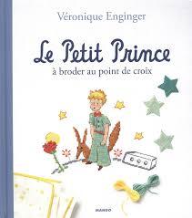 le petit prince le petit prince à broder au point de croix from mango pratique