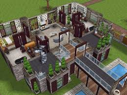 house 66 level 2 sims simsfreeplay simshousedesign my sims