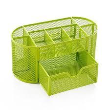 Green Desk Accessories Green Desk Organizer