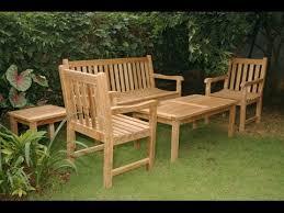 wooden patio furniture outdoor australia youtube elegant 5 planning