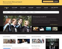 free webpage templates html educational website template free website templates os templates
