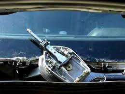 mercedes windshield wiper mercedes c230 kompressor windshield wiper system part 1
