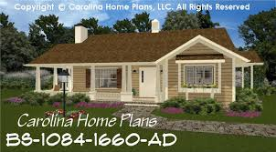 building plans houses build in stages small house plan bs 1084 1660 ad sq ft small