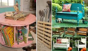 the decorative genius of repurposing places in the home 23 amazing ways to repurpose old furniture for your home decor