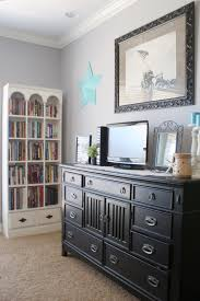 bookcase makeover turning cheap into chic