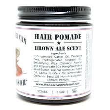 Pomade Kw the can professor vegan hair pomade