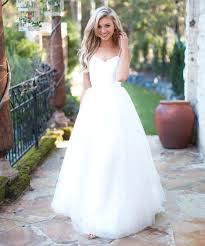 cheep wedding dresses white wedding dresses simple wedding dress cheap wedding dress
