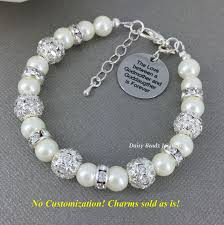goddaughter charm bracelet godmother and goddaughter bracelet godmother gift godmother