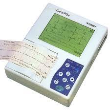 electrocardiographe fukuda denshi ecg cardimax fx 7102