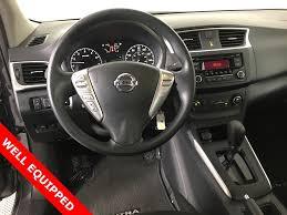 nissan sentra sv 2014 pre owned 2016 nissan sentra sv 4d sedan in oklahoma city