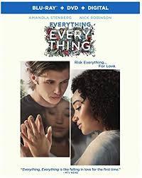 amazon com everything everything 2017 bd blu ray leslie
