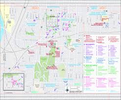 Kansas City Metro Map by Kansas City Crossroads U0026 18th U0026 Vine Travel Map From Moon U2026 Flickr
