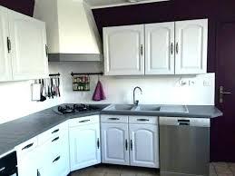mur cuisine aubergine peinture grise pour cuisine cuisine aubergine et gris peinture