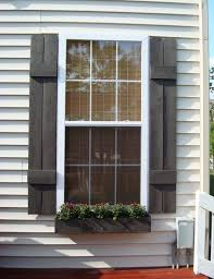 best 25 window shutters exterior ideas on house