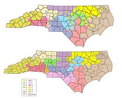 Nc Maps Courts Ordered An End To Gerrymandering In N C But Foul Play