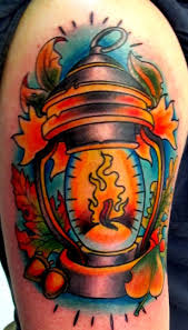 50 best colorful lantern tattoos images on pinterest cherries