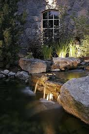 Rustic Landscaping Ideas by Best 25 Rustic Landscape Lighting Ideas On Pinterest Wooden