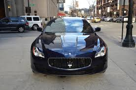 maserati quattroporte 2015 blue 2015 maserati quattroporte sq4 s q4 stock m431 s for sale near