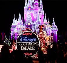 electric light parade disney world rosie s blog