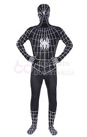 spiderman super hero halloween costume spider man