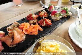 cuisine norvegienne rencontre avec walter kieliger chef du frognerseteren restaurant
