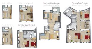 what is a serviced apartment executive suites stuttgart