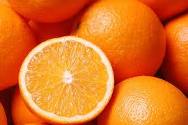 orange king of fruits