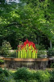 Oklahoma City Botanical Garden by Atlanta Botanical Garden Dale Chihuly Art Review U0027chihuly In