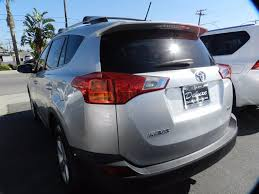 auto dealer toyota 2013 used toyota rav4 xle low miles navigation back up camera