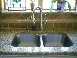 granite countertop sink options granite countertops fabricator inc sink options